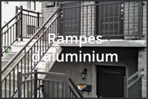 Rampes - Rampes aluminium Mirabel
