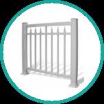Aluminium railings_Excel2