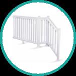 Aluminium railings_Classic