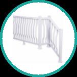 Aluminium railings_Classic2