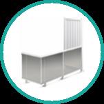 Aluminium railings_Panorama