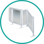 Aluminium railings_SelectGlass