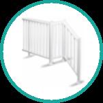 Aluminium railings_elite